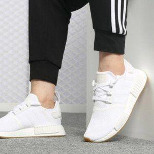 🆕Adidas Originals NMD R1 Running Shoe White